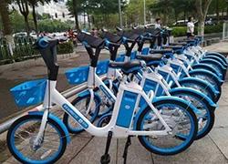 哈啰升级两轮电动车业务,与单车业务平级