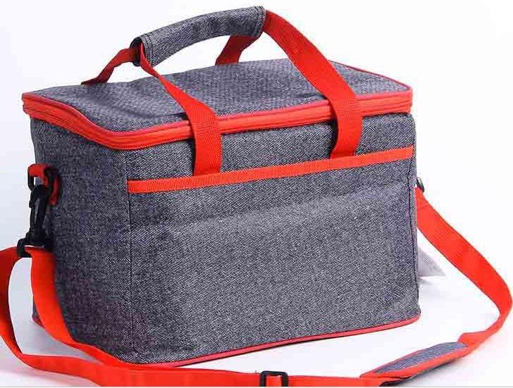 廠家批發牛津布冰包手提保溫袋 午餐包飯盒袋便當包保溫包定制