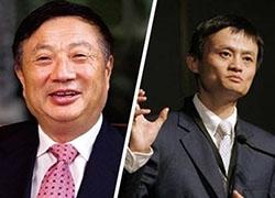 2020年中国最具影响力商界领袖:马云第一任正非第二
