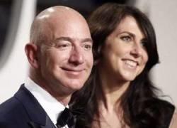 贝索斯前妻净资产达674亿美元,晋身世界女首富!