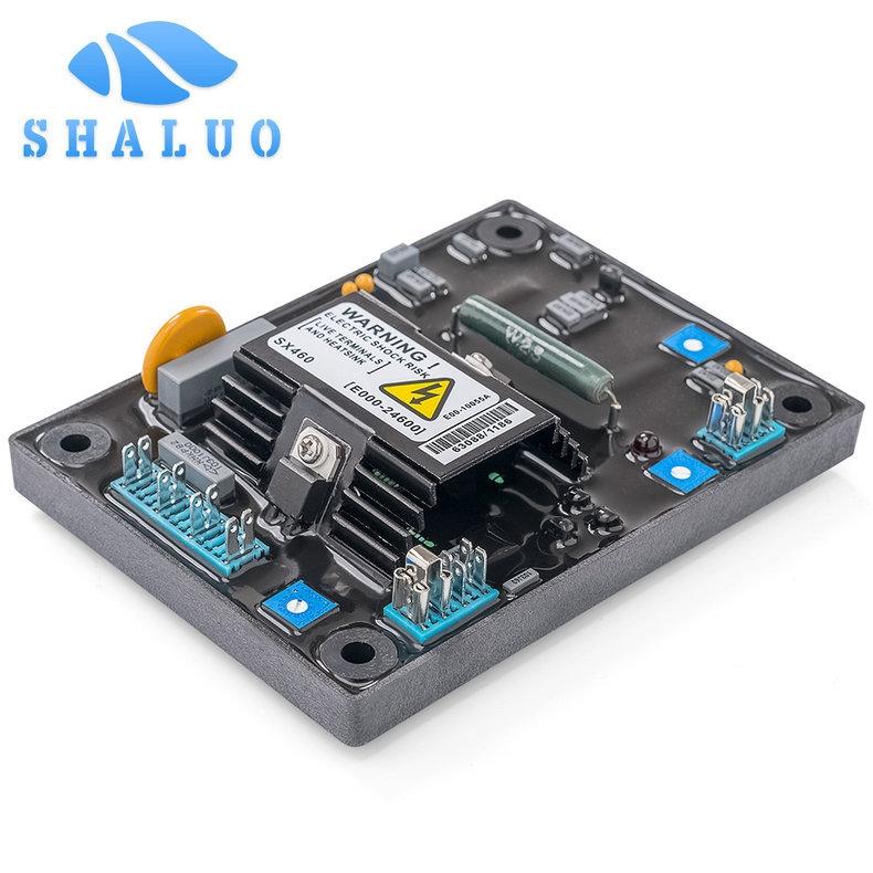 SX460励磁电压稳压板 励磁调节器稳压板 有刷自动励磁稳压板