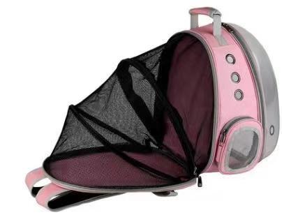 量大优惠 透气太空宠物包 轻便猫狗时尚包 支持定制 一件